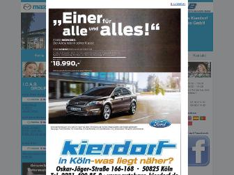 autohaus-kierdorf.de website preview