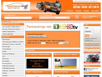 autoteile-supermarkt.de website preview