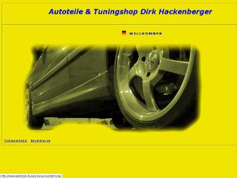 autoteile-tuningshop.de website preview