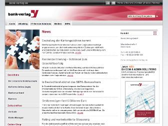 bank-verlag.de website preview