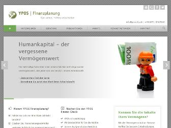 ypos-fp.de website preview