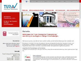 turan-finanzplanung.de website preview