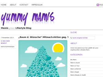 yummy-mamis.de website preview