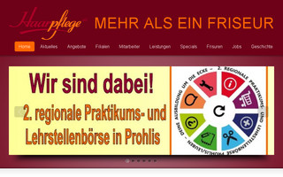 haarpflege-dresden.de website preview
