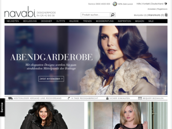 navabi.de website preview