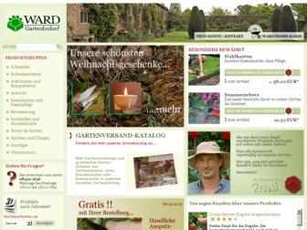 Gartenbedarf Ward ihre bewertungen für gartenbedarf-versand.de