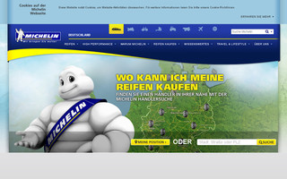 haendler-pkw-reifen.michelin.de website preview