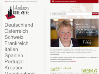 gute-weine.de website preview