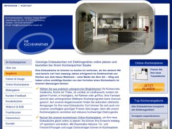 ihre bewertungen f r kuechenpartner. Black Bedroom Furniture Sets. Home Design Ideas