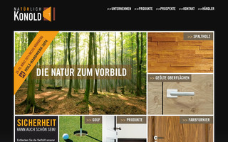 natuerlich-konold.de website preview