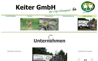 keitergmbh.de website preview
