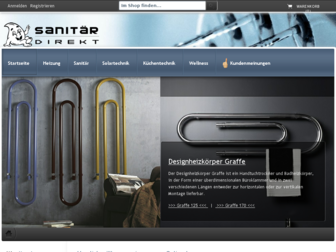 sanitaer-direkt.de website preview