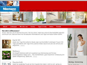 d.niemann.traumbad.biz website preview