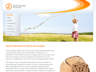 zentrumne.de website preview