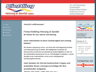 kiessling-kommt.de website preview