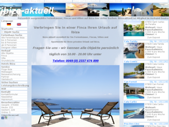 ibiza-aktuell.de website preview