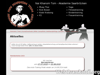 nai-khanom-tom.de website preview
