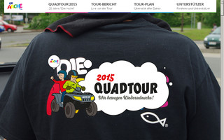 quad-expedition.de website preview