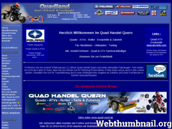 quadcenter-sottrum.de website preview
