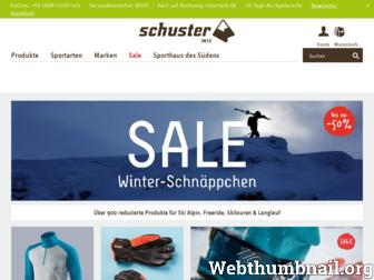 Www.Sport-Schuster.De
