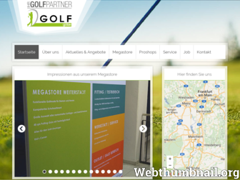 golfgoetze.de website preview