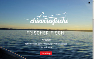 chiemseefische.de website preview