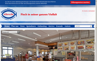 fisch-albrecht.de website preview