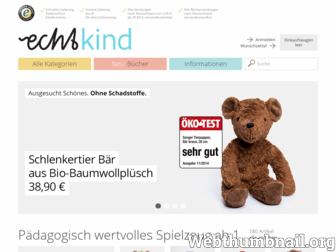 echtkind.de website preview