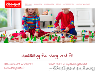 spielwaren-lanz.de website preview